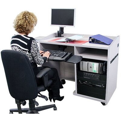 VFI Teaching Multimedia Computer Desk
