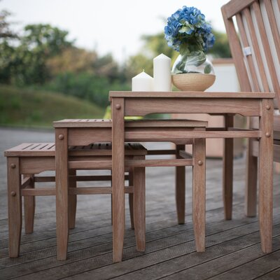 Cambridge Casual Willow 3 Piece Nesting Tables