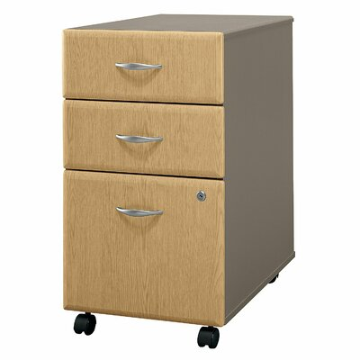 Bush Business Furniture Series A 3 Drawer Vertical File