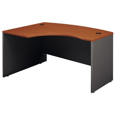 Bush Business Furniture Series C Left L-Bow Desk Shell