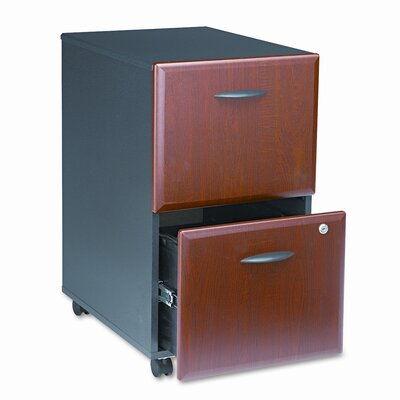 Bush Business Furniture Series A 2-Drawer Mo..