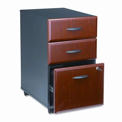 Bush Business Furniture Series A 3-Drawer Mo..
