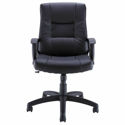 Bush Business Furniture Leather Managers Chair