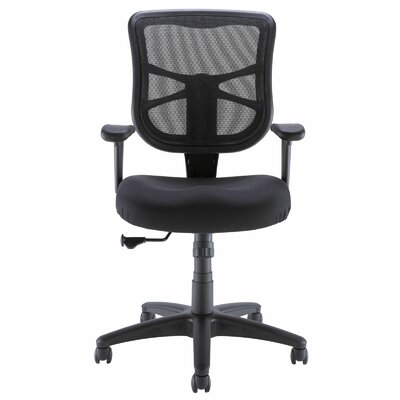 Bush Business Furniture Mid-Back Mesh Conference Chair with Arms