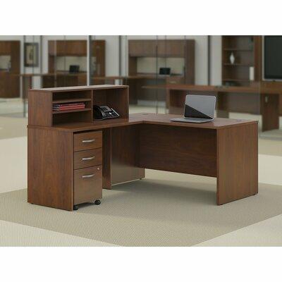 Bush Business Furniture Series C Elite Desk Shell
