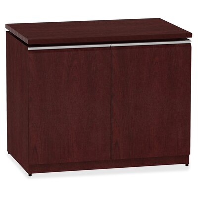 Bush Business Furniture Milano 2 2 Door Storage Cabinet