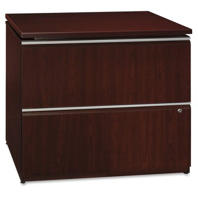 Bush Business Furniture Milano 2 2-Drawer Lateral File