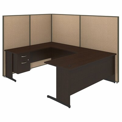 Bush Business Furniture ProPanel 9-Piece ..