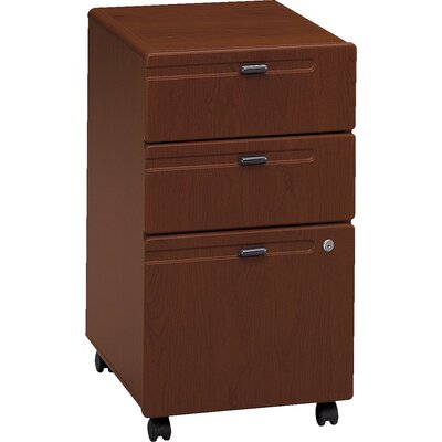Bush Business Furniture Series A 3 Drawer Mobile Pedestal Image