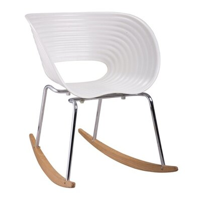 Fine Mod Imports Vac Rocker Arm Chair