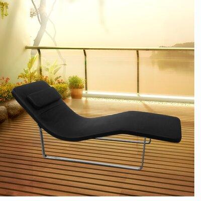 Fine Mod Imports Longa Chaise Lounge