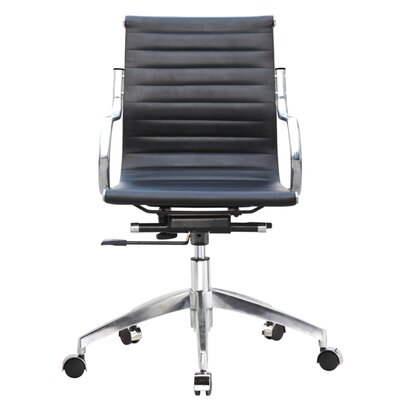 Fine Mod Imports Twist Mid Back Office Chair