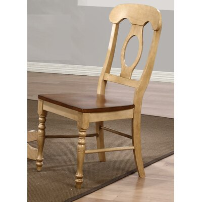 Loon Peak Huerfano Valley Napoleon Side Chair (Set of 2)