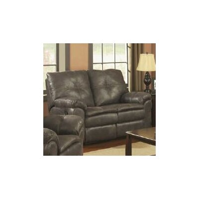 Sunset Trading Comfort Zone Reclining Loveseat