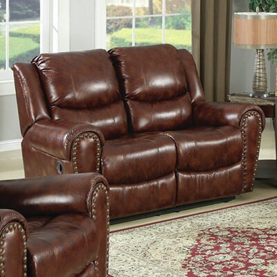 Sunset Trading Oxford Reclining Loveseat