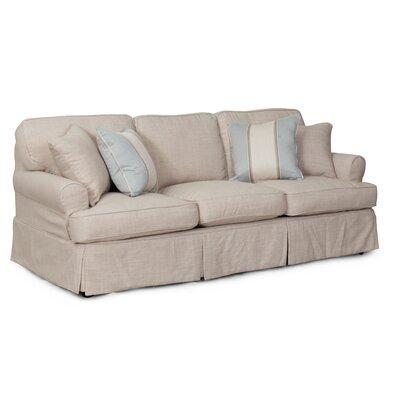 Sunset Trading Horizon Slipcovered Sofa