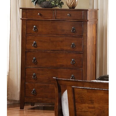 Sunset Trading Phoenix 7 Drawer Chest