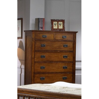 Loon Peak Elgin 6 Drawer Chest