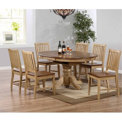 Loon Peak Huerfano Valley 7 Piece Dining ..
