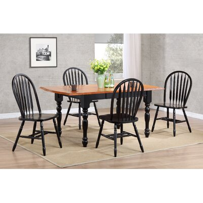 August Grove Gabrielle 5 Piece Dining Set