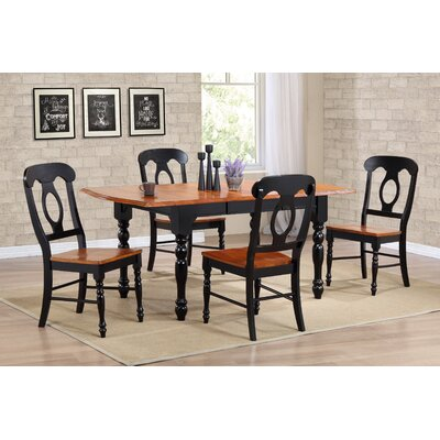 August Grove Caitie 5 Piece Dining Set