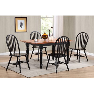 August Grove Kimberly 5 Piece Dining Set