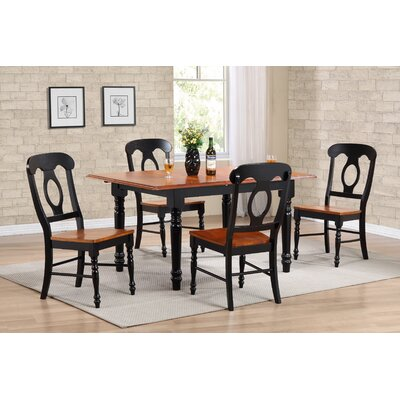 August Grove Katherine 5 Piece Dining Set