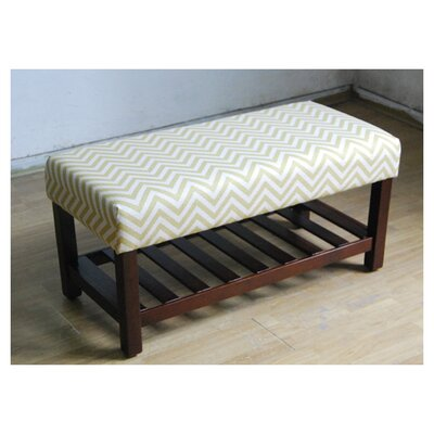 HomePop Entryway Storage Bench