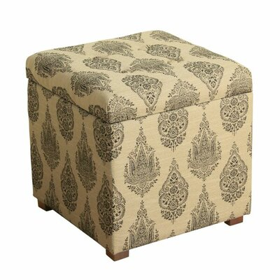Bungalow Rose Mukesh Storage Ottoman