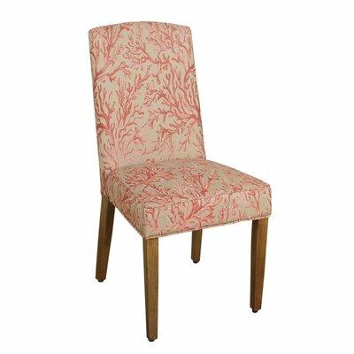 Beachcrest Home Cordon Parsons Chair