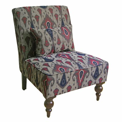 Bungalow Rose Nayla Slipper Chair