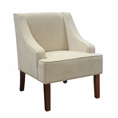 Three Posts Alton Swoop Armchair