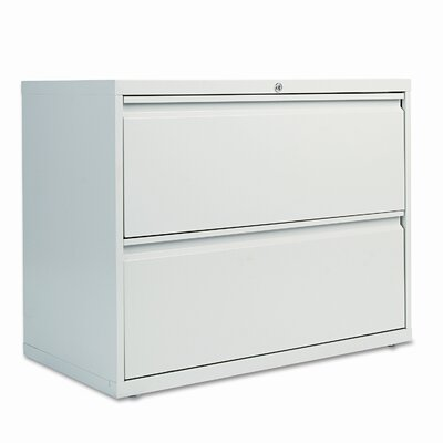 Alera® Two Drawer Lateral File Cabinet, ..