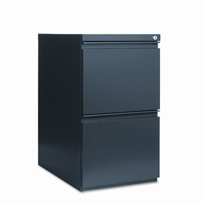Alera® 2-Drawer Pedestal File