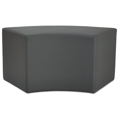 Alera® WE Series Collaboration Seating Leather Ottoman