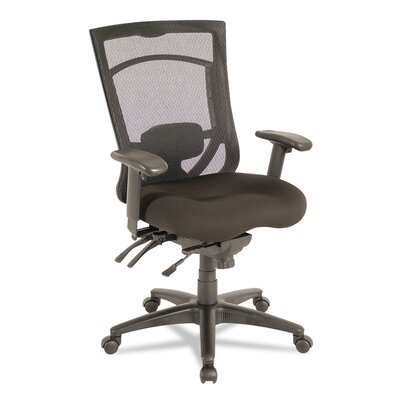 Alera® EX Series High-Back Mesh Multifunction Chair