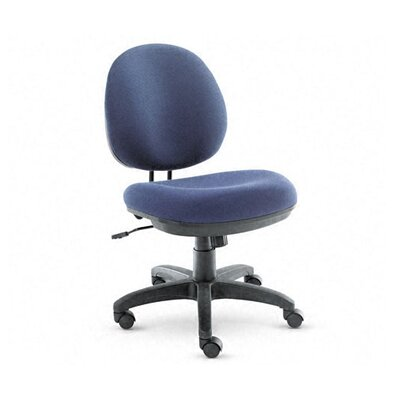 Alera® Interval Series Swivel and Tilt Task Chair