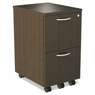 Alera® SedinaAG Series 2-Drawer Mobile File Pedestal