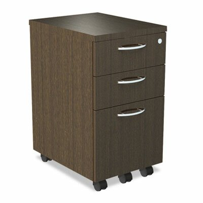 Alera® SedinaAG Series 3-Drawer Mobile F..