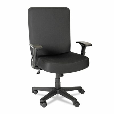 Alera® Plus XI Series High-Back Managerial Chair