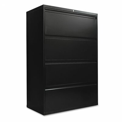 Alera® 4-Drawer File Cabinet