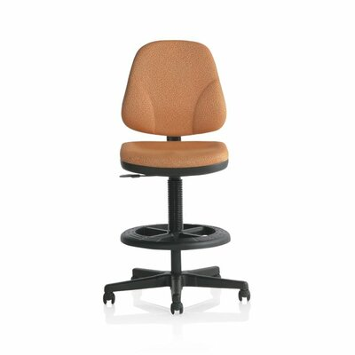 KI Furniture Kismet Height Adjustable High-Back Task Stool