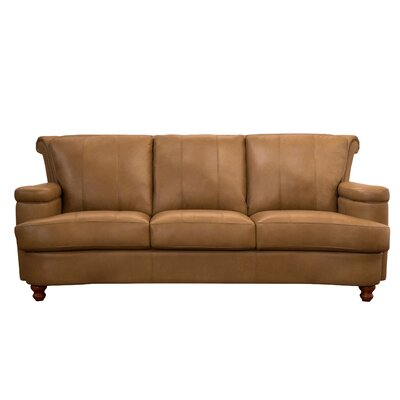 Fornirama Heathridge Top Grain Leather Sofa