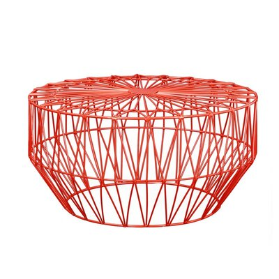 Adeco Trading Star Burst End Table