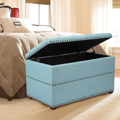 Adeco Trading Storage Bedroom Bench