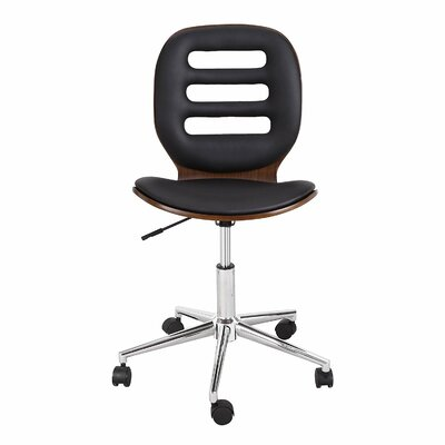 Adeco Trading High-Back Desk Chair