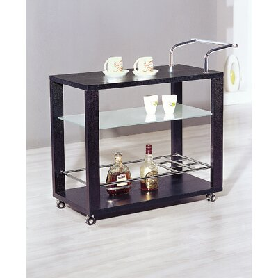 At Home USA Esto Serving Cart