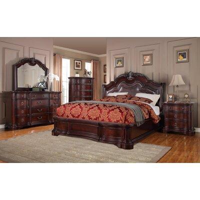 Avalon Furniture Lavon Lake Panel Customizab..