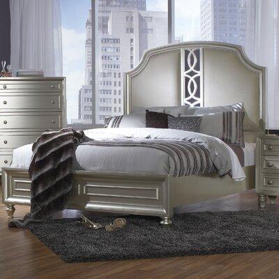 Avalon Furniture Regency Park Upholstered Platform Bed