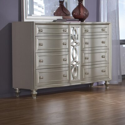 Avalon Furniture Regency Park 8 Drawer Dresser
